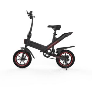 OMW! Elektrisk Scooter Sort