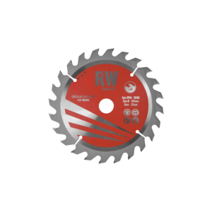 RW Blades Carpenter 160 rundsavsklinge