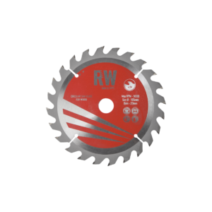 RW Blades Carpenter 165 rundsavsklinge