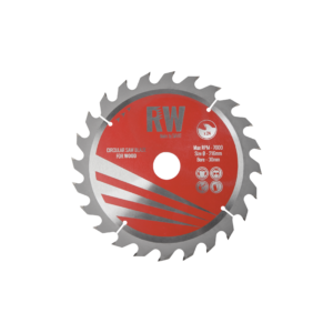 RW Blades Carpenter 216 rundsavsklinge