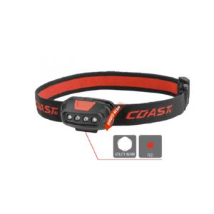 COAST FL11 Pandelampe (130 lumen) - i blisterpakning