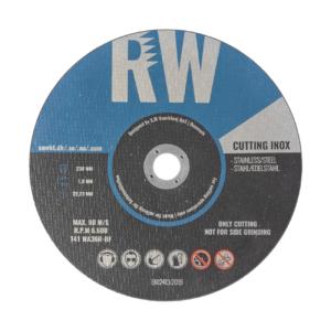 RW Skæreskive 230x1,9x22,23mm