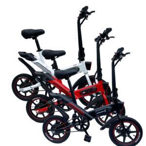 Combardu Elektrisk Elscooter Cykel