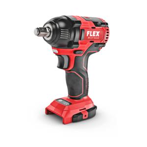 """FLEX Slagnøgle IW 1/2"""" 18.0-EC C u/batteri"""