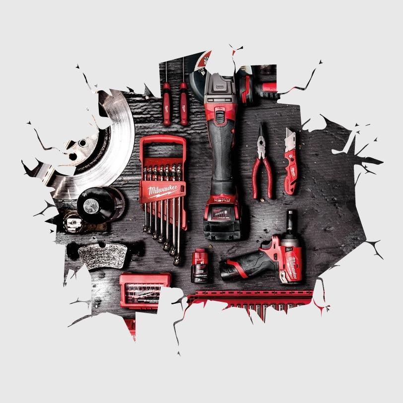værktøj og maskiner