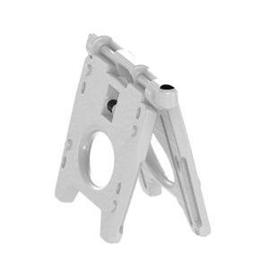 Afspærringsbom JSP AlphaBloc - Hvid