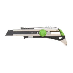 LUNA Knækbladskniv m. tæppehage 18 mm