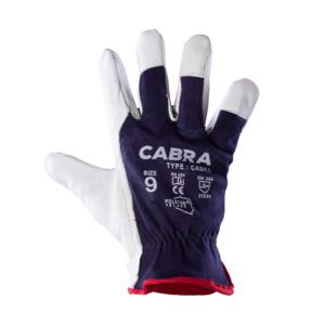 Forstærket læderhandske Cabra Cabra