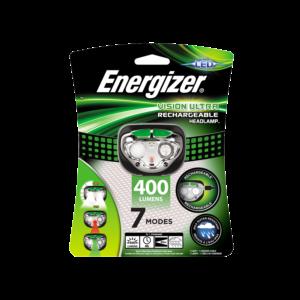 Energizer LED HL Vision Ultra Pandelys