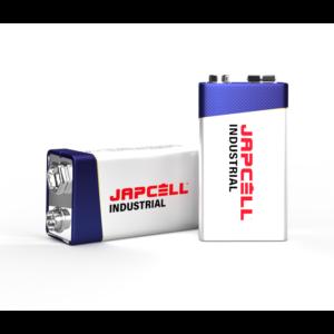 Japcell 6LR61 9V Batterier
